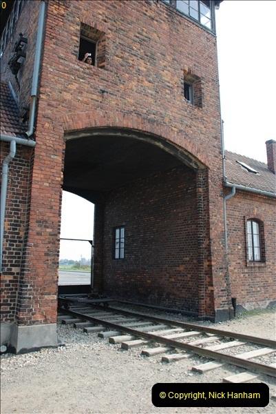 2009-09-13 Auschwitz & Birkenau, Poland.  (91)091