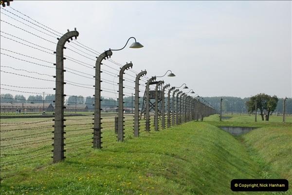 2009-09-13 Auschwitz & Birkenau, Poland.  (97)097