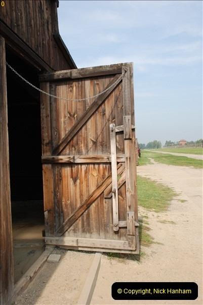 2009-09-13 Auschwitz & Birkenau, Poland.  (99)099