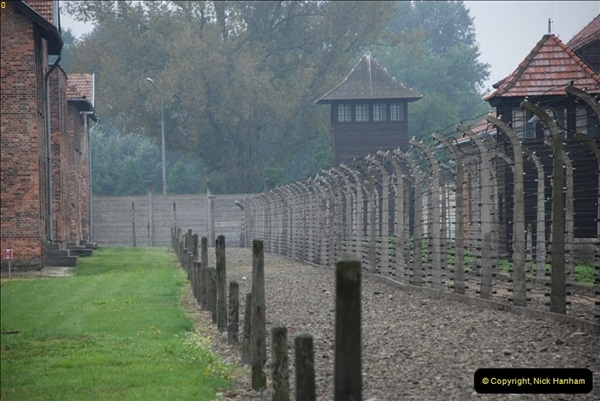 2009-09-13 Auschwitz & Birkenau, Poland.  (15)015