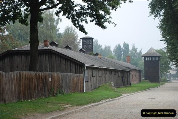 2009-09-13 Auschwitz & Birkenau, Poland.  (4)004