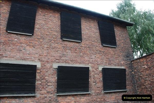 2009-09-13 Auschwitz & Birkenau, Poland.  (46)046