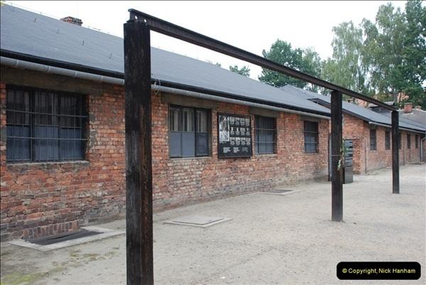 2009-09-13 Auschwitz & Birkenau, Poland.  (49)049