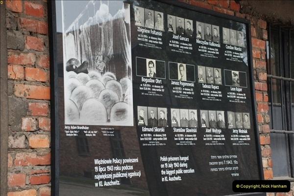 2009-09-13 Auschwitz & Birkenau, Poland.  (50)050
