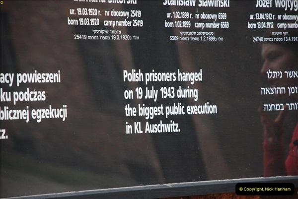 2009-09-13 Auschwitz & Birkenau, Poland.  (51)051