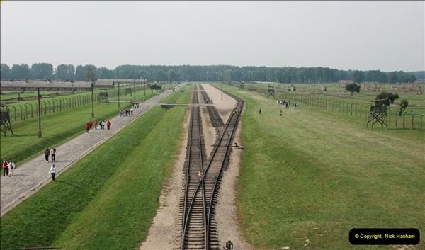 2009-09-13 Auschwitz & Birkenau, Poland.  (79)079