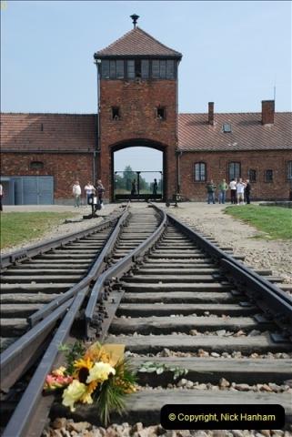2009-09-13 Auschwitz & Birkenau, Poland.  (93)093