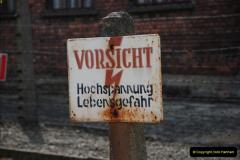 2009-09-13 Auschwitz & Birkenau, Poland.  (62)062