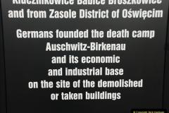 2009-09-13 Auschwitz & Birkenau, Poland.  (73)073