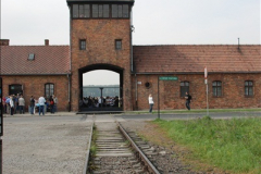 2009-09-13 Auschwitz & Birkenau, Poland.  (74)074