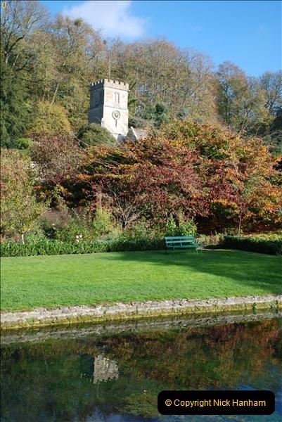 2018-10-21 Dyrham Park (NT) Autumn Colour. Near Bath, Somerset.  (24)024