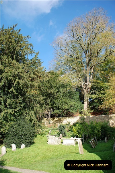 2018-10-21 Dyrham Park (NT) Autumn Colour. Near Bath, Somerset.  (37)037