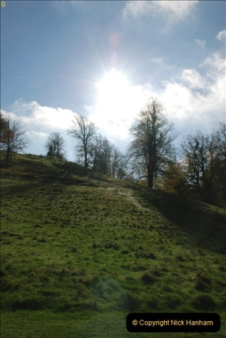 2018-10-21 Dyrham Park (NT) Autumn Colour. Near Bath, Somerset.  (5)005