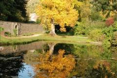 2018-10-21 Dyrham Park (NT) Autumn Colour. Near Bath, Somerset.  (20)020