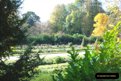2018-10-21 Dyrham Park (NT) Autumn Colour. Near Bath, Somerset.  (41)041