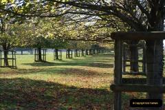 2018-10-21 Dyrham Park (NT) Autumn Colour. Near Bath, Somerset.  (56)056