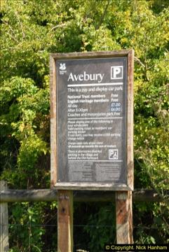 Avebury  Wiltshire 31 July 2015