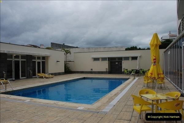 2012-09-22 Azores. Our Hotel in Ponta Delgada, Sao Miguel Island.  (3)0012