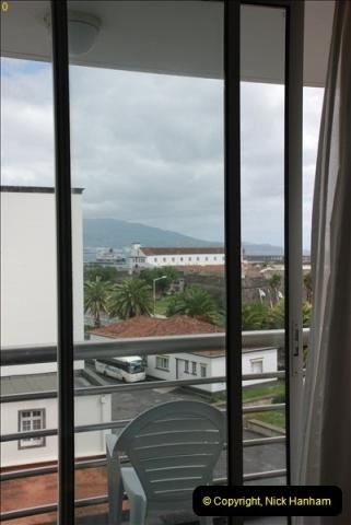 2012-09-22 Azores. Our Hotel in Ponta Delgada, Sao Miguel Island.  (5)0014