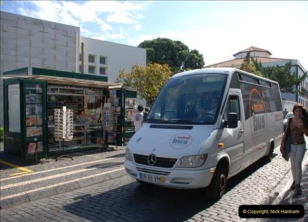 2012-09-23 to 25 Azores. Ponta Delgada.  (440)0460