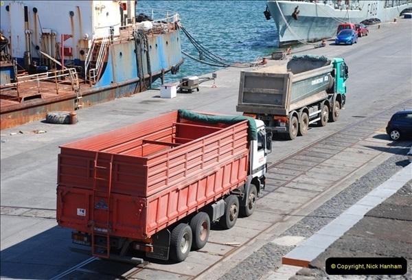 2012-09-23 to 25 Azores. Ponta Delgada.  (530)0550