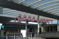 2012-09-21 Azores. London Gatwick Airport.  (5)0005