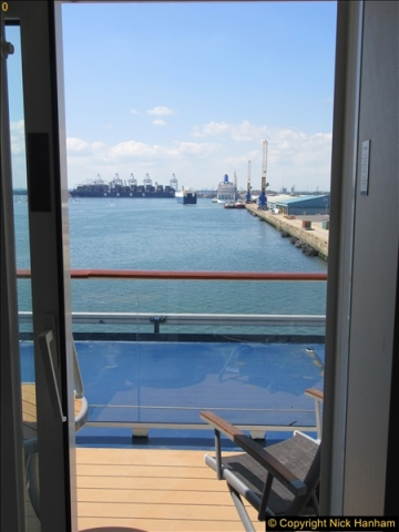 2017-06-18 & 19 Poole - Southampton - North Sea.  (36)036