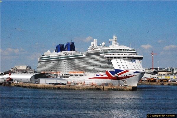 2017-06-18 & 19 Poole - Southampton - North Sea.  (62)062