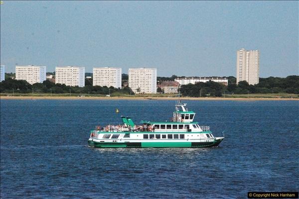 2017-06-18 & 19 Poole - Southampton - North Sea.  (73)073