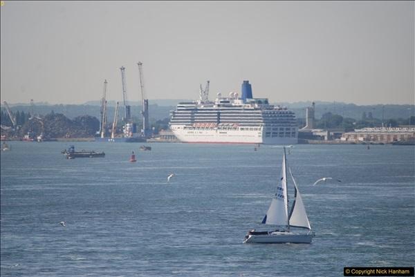2017-06-18 & 19 Poole - Southampton - North Sea.  (78)078