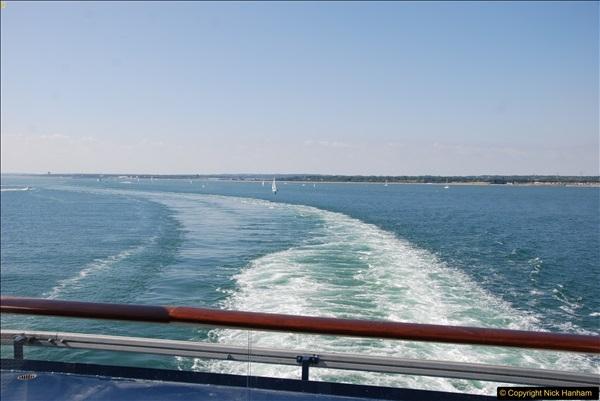 2017-06-18 & 19 Poole - Southampton - North Sea.  (92)092