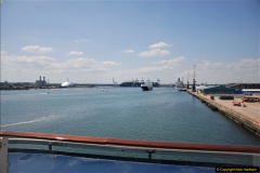2017-06-18 & 19 Poole - Southampton - North Sea.  (42)042