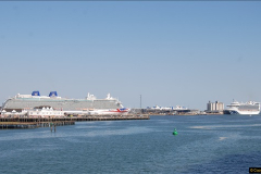 2017-06-18 & 19 Poole - Southampton - North Sea.  (55)055