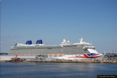 2017-06-18 & 19 Poole - Southampton - North Sea.  (57)057