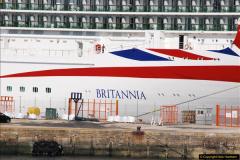 2017-06-18 & 19 Poole - Southampton - North Sea.  (60)060