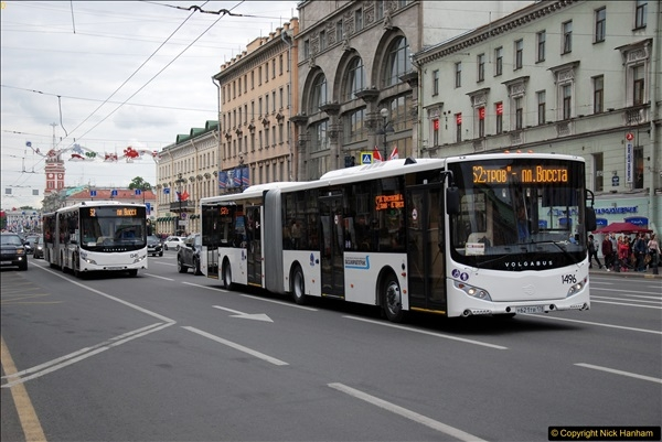 2017-06-24 & 25 St. Petersburg, Russia.  (352)352