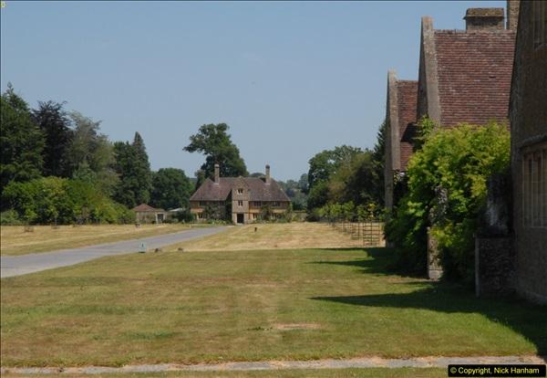 2013-07-19 Barrington Court (NT) Ilminster, Somerset.  (2)02