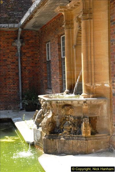 2013-07-19 Barrington Court (NT) Ilminster, Somerset.  (58)58