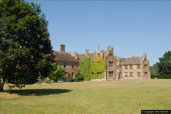 2013-07-19 Barrington Court (NT) Ilminster, Somerset.  (60)60