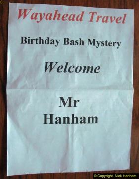 Brians Birthday Bash 23 January 2016