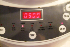2016-02-27 Making a Beef Stew in a slow cooker.  (60)060
