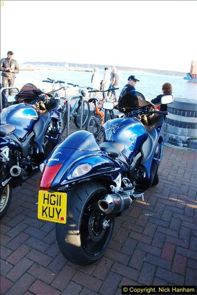 2014-09-02 Biker's Night on Poole Quay.  (101)101
