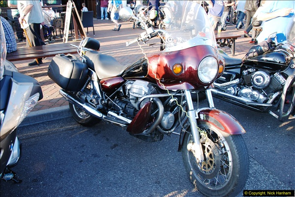 2014-09-02 Biker's Night on Poole Quay.  (29)029