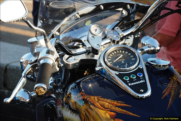 2014-09-02 Biker's Night on Poole Quay.  (57)057