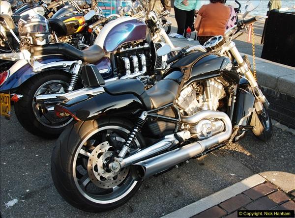 2014-09-02 Biker's Night on Poole Quay.  (82)082