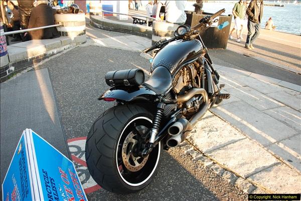 2014-09-02 Biker's Night on Poole Quay.  (96)096