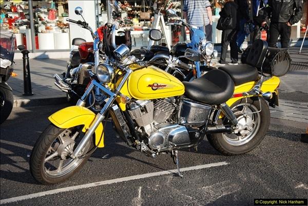 2014-09-02 Biker's Night on Poole Quay.  (10)010