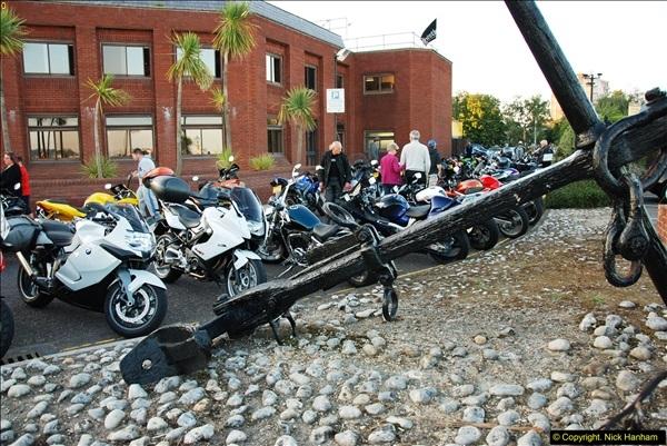 2014-09-02 Biker's Night on Poole Quay.  (160)160