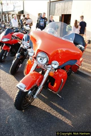 2014-09-02 Biker's Night on Poole Quay.  (51)051