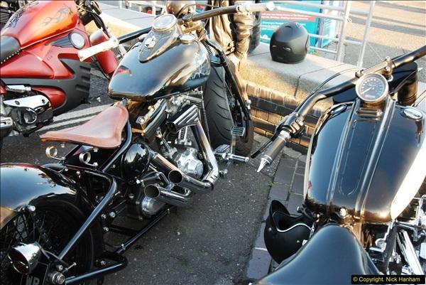 2014-09-02 Biker's Night on Poole Quay.  (88)088